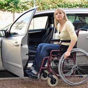 Handicapped-Car