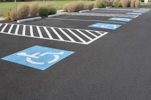 Handicaped-Parking