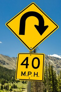 Adverse-Road-Speed-Sign