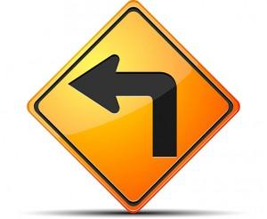 Left-turn