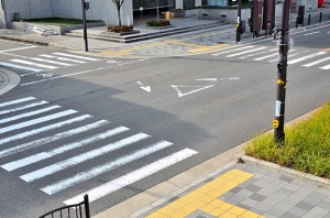 Controlled Intersection