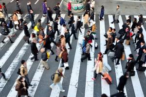 Invisible-pedestirans