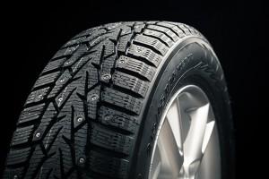 Studded-snow-tires