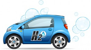 Fuel Cell (hydrogen powered) FCV