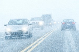 Driving in Weather