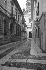 One-way Streets/Alleys