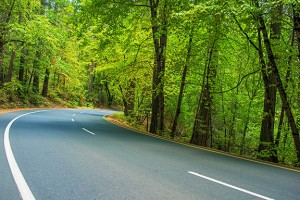 Banked-Road