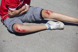 Bloody-Injury