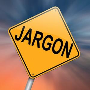 Jargon sign